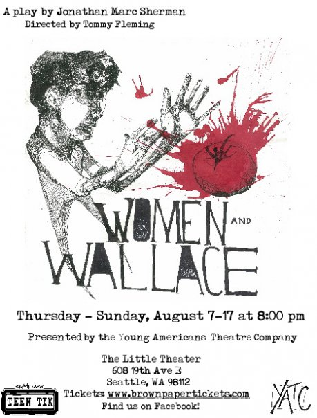 Women and Wallace   2008 By: Jonatan Marc Sherman   Directed by: Tommy Fleming