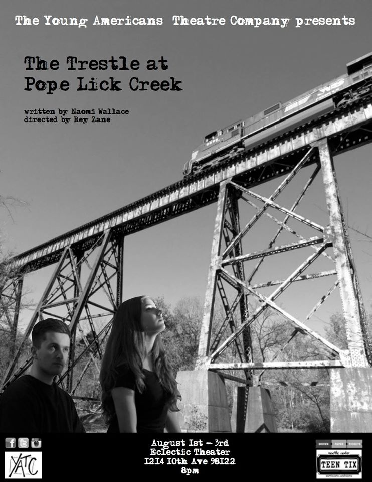 The Trestle At Pope Lick Creek   2014 By: Naomi Wallace  Directed by: Rey Zane