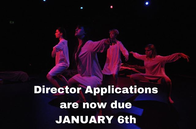 """Happy Holidays from all of us on the YATC team! UPDATE: The due date for director applications is now January 6th. Here's what former YATC director Sophie Kelly Hedrick has to say about her experience: """"Last year I directed Measure for Measure, which was one of the excerpts in the weekend of Shakespeare shorts. Prior to last summer I had only directed once before, other than that I had been primarily an actor. I was, of course, terrified to be stepping outside of my comfort zone and into a role that required an artistic vision, but YATC and specifically the YATC board fully supported me. They helped guide me through my creative thinking process, and really helped bring my vision to the stage. I want to thank YATC for encouraging young artists, specifically young artists in new fields to tackle their fears and really just DO THE WORK! I would highly recommend applying to direct, intern, and / or audition!"""""""