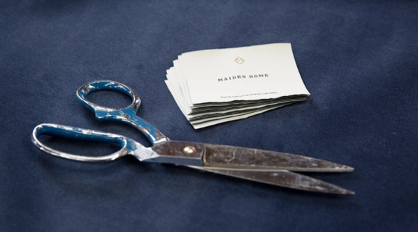 Maiden Home offers customized products that are made in the U.S. [Photo: courtesy of Maiden Home]