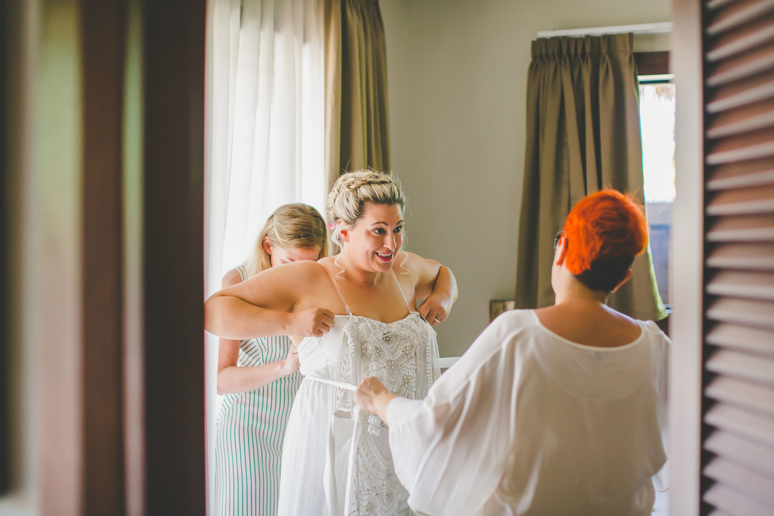 Nautilus Resort Wedding