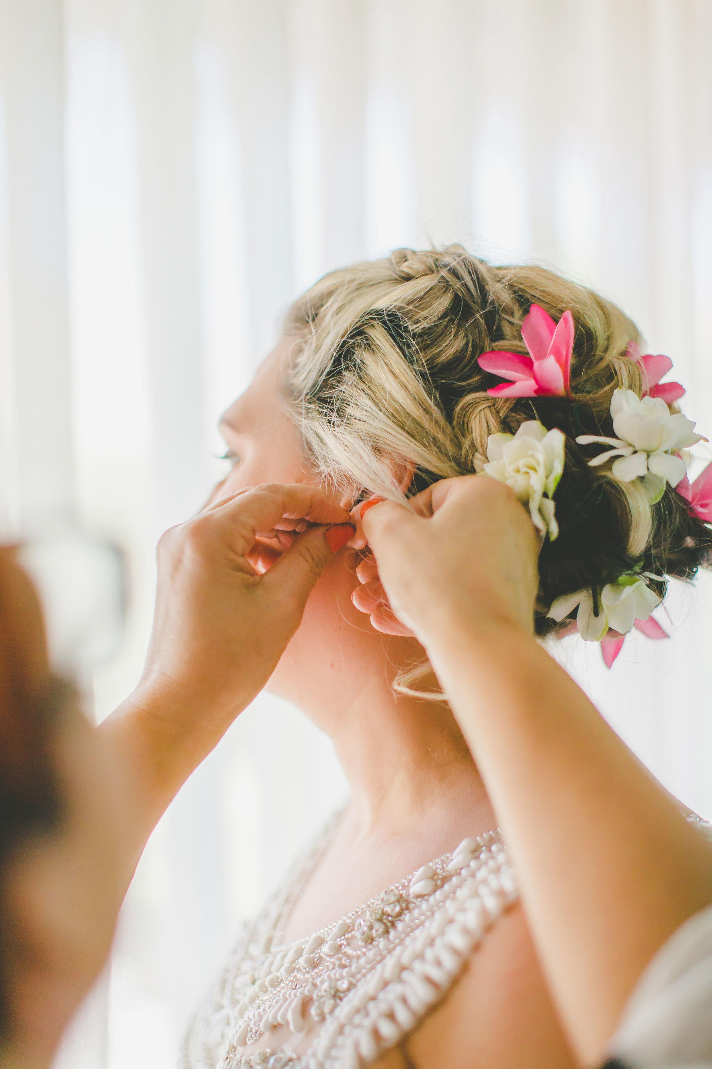 Nautilus Resort Bride pearls