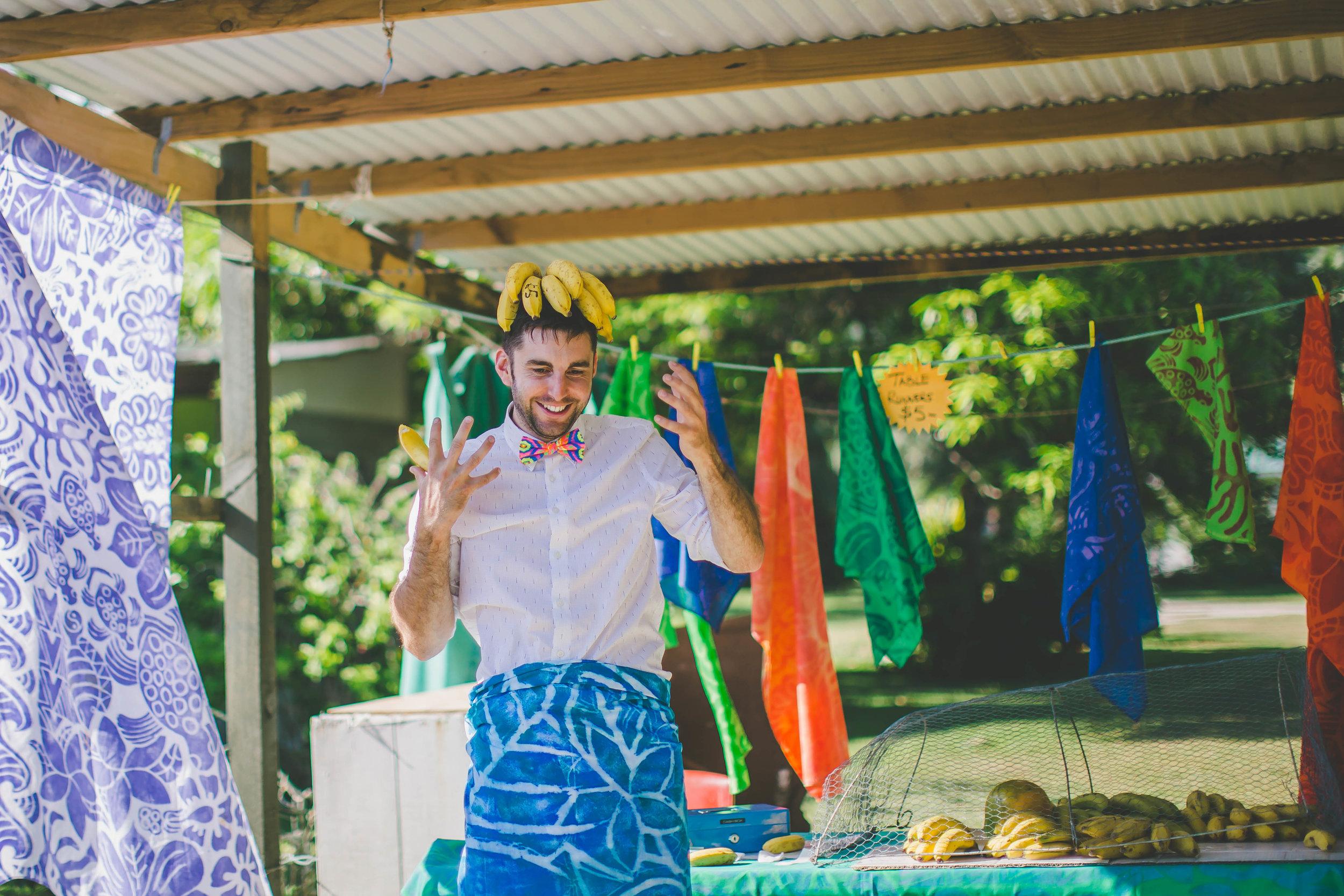 Bananas Rarotonga