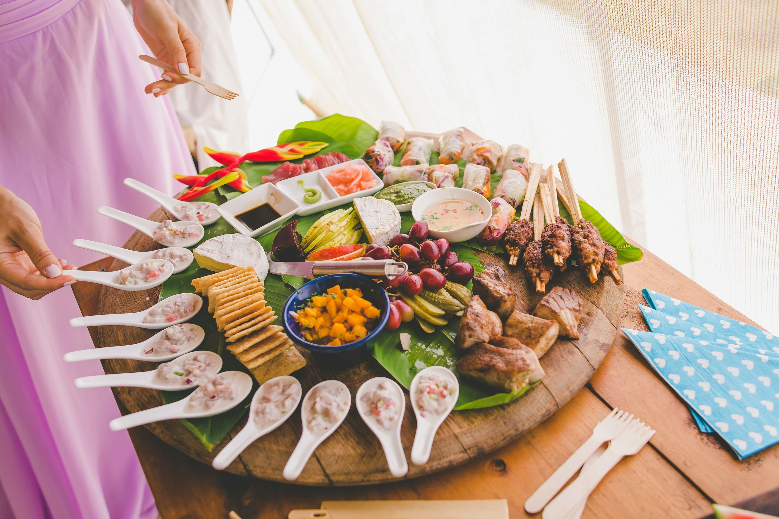 p.p1 {margin: 0.0px 0.0px 0.0px 0.0px; font: 12.0px Helvetica; color: #4a4f56; -webkit-text-stroke: #4a4f56; background-color: #f1f0f0} span.s1 {font-kerning: none}    Ikurangi Eco Retreat Rarotonga cuisine