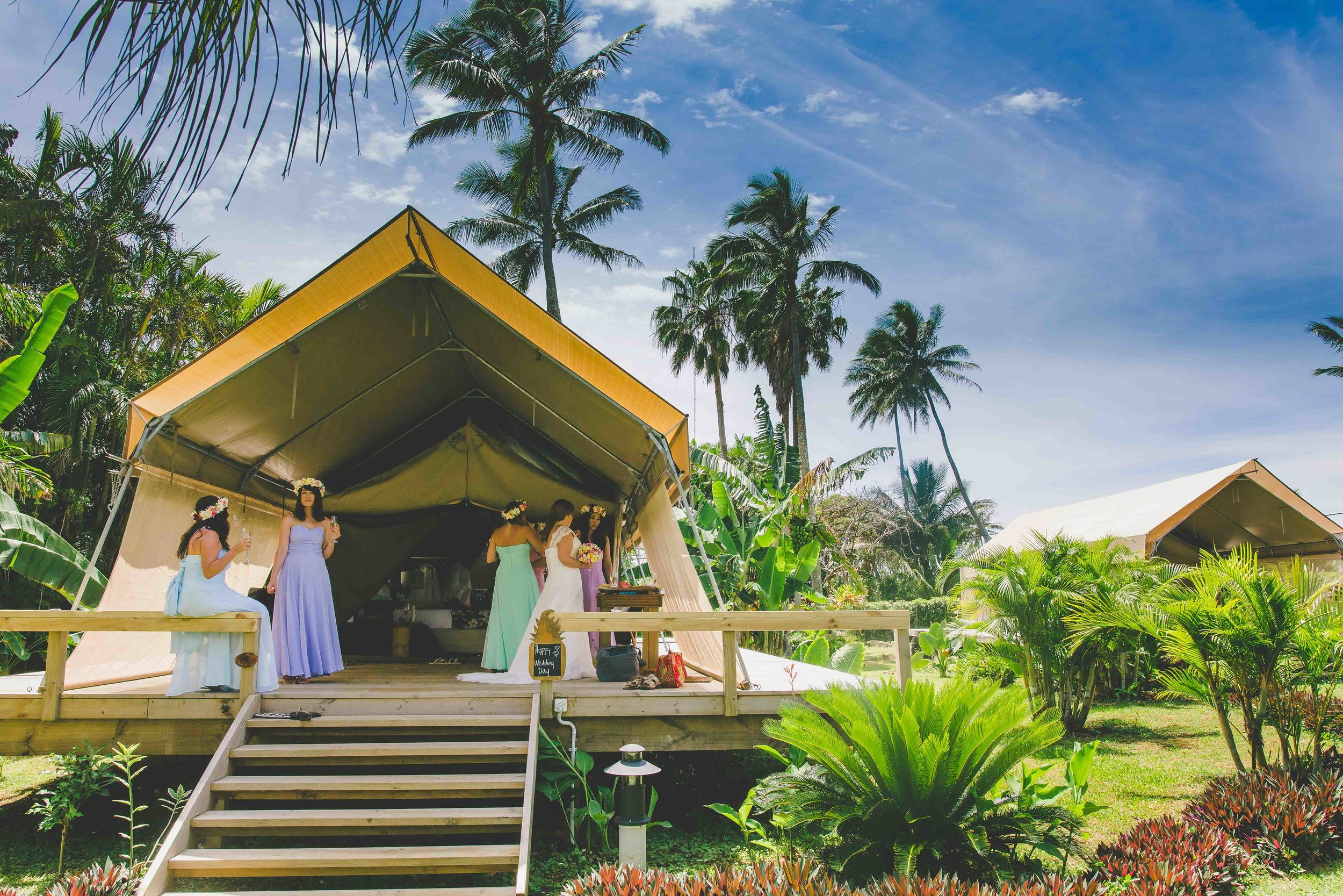Ikurangi Rarotonga Wedding