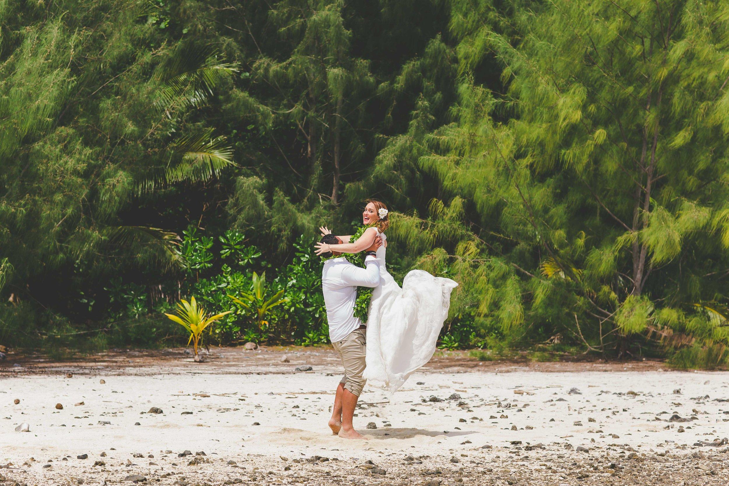 Island fun Rarotonga