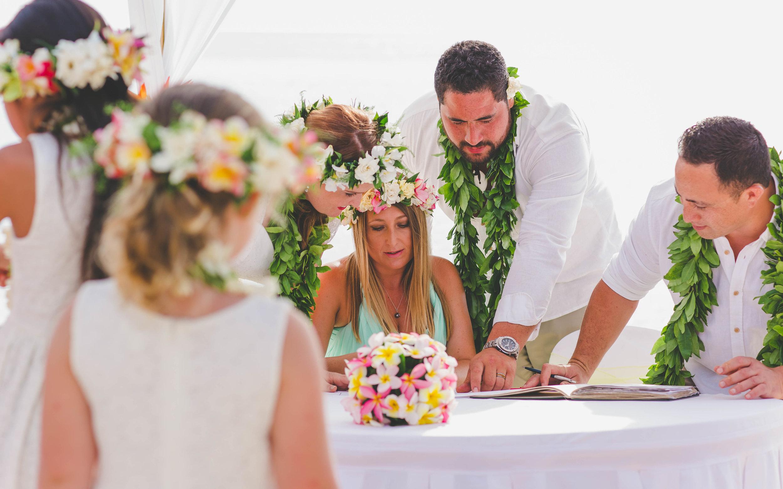marriage licence rarotonga