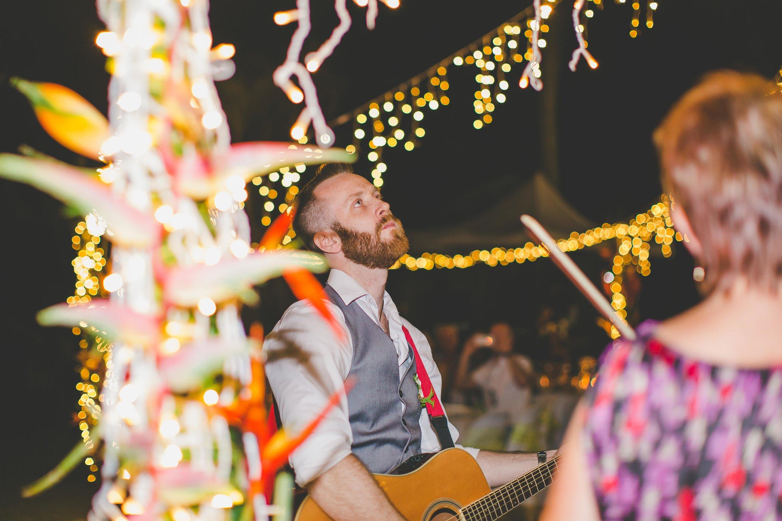 wedding musicians rarotonga