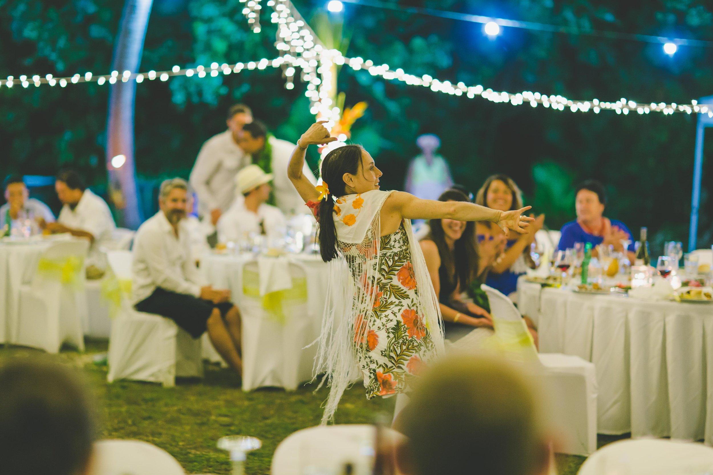 dance rarotonga