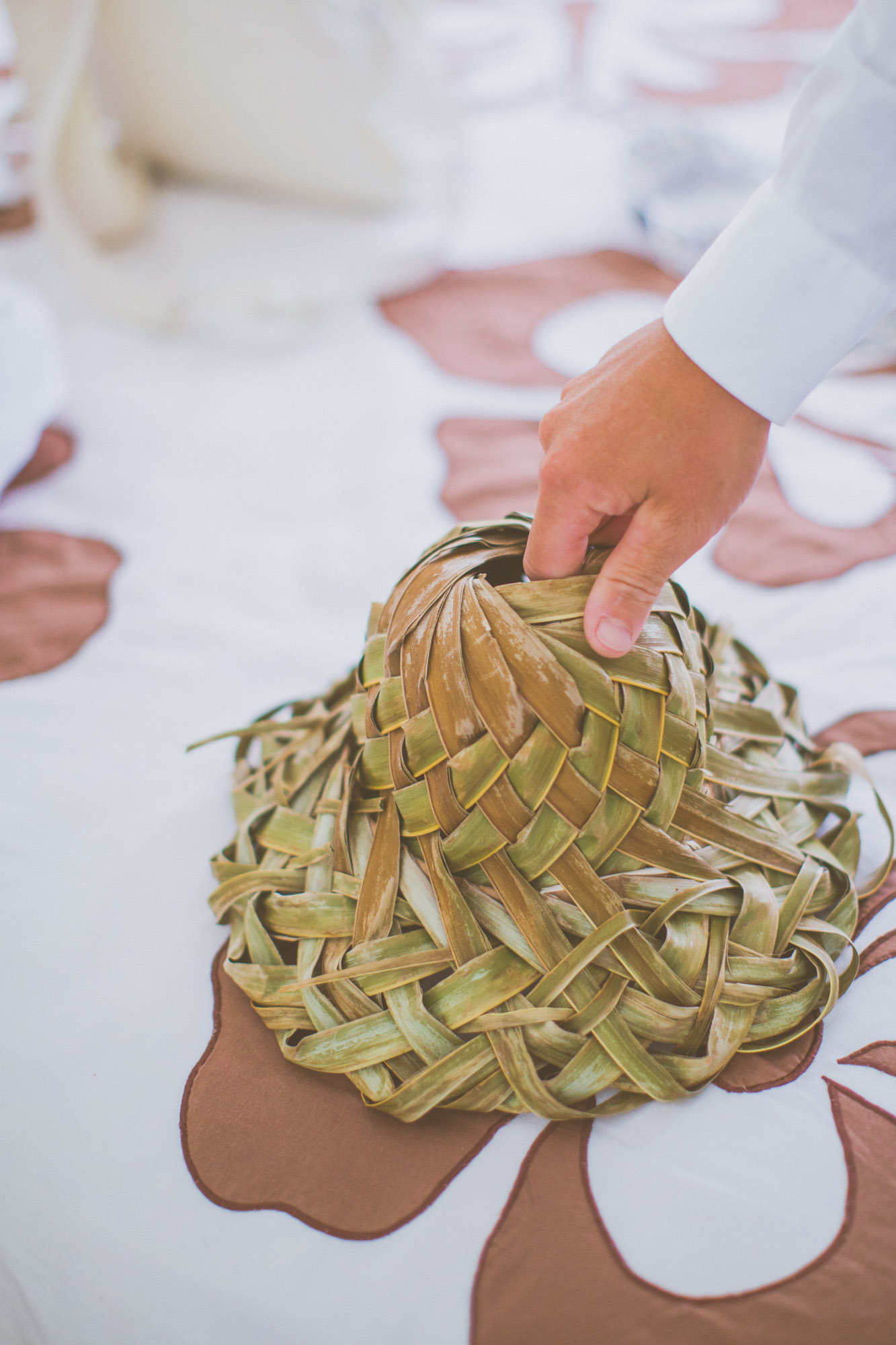 island style wedding