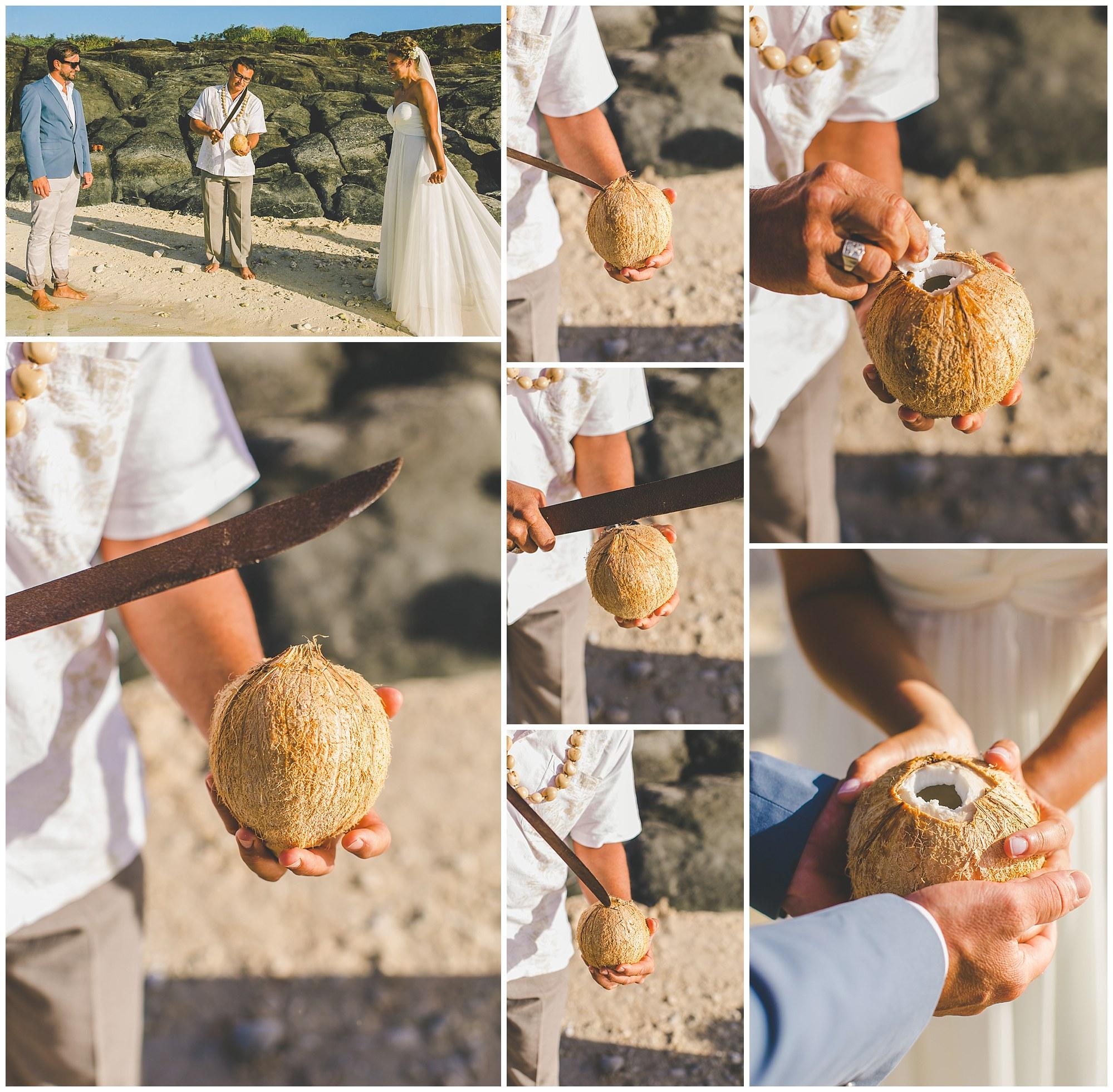 coconut cook islands