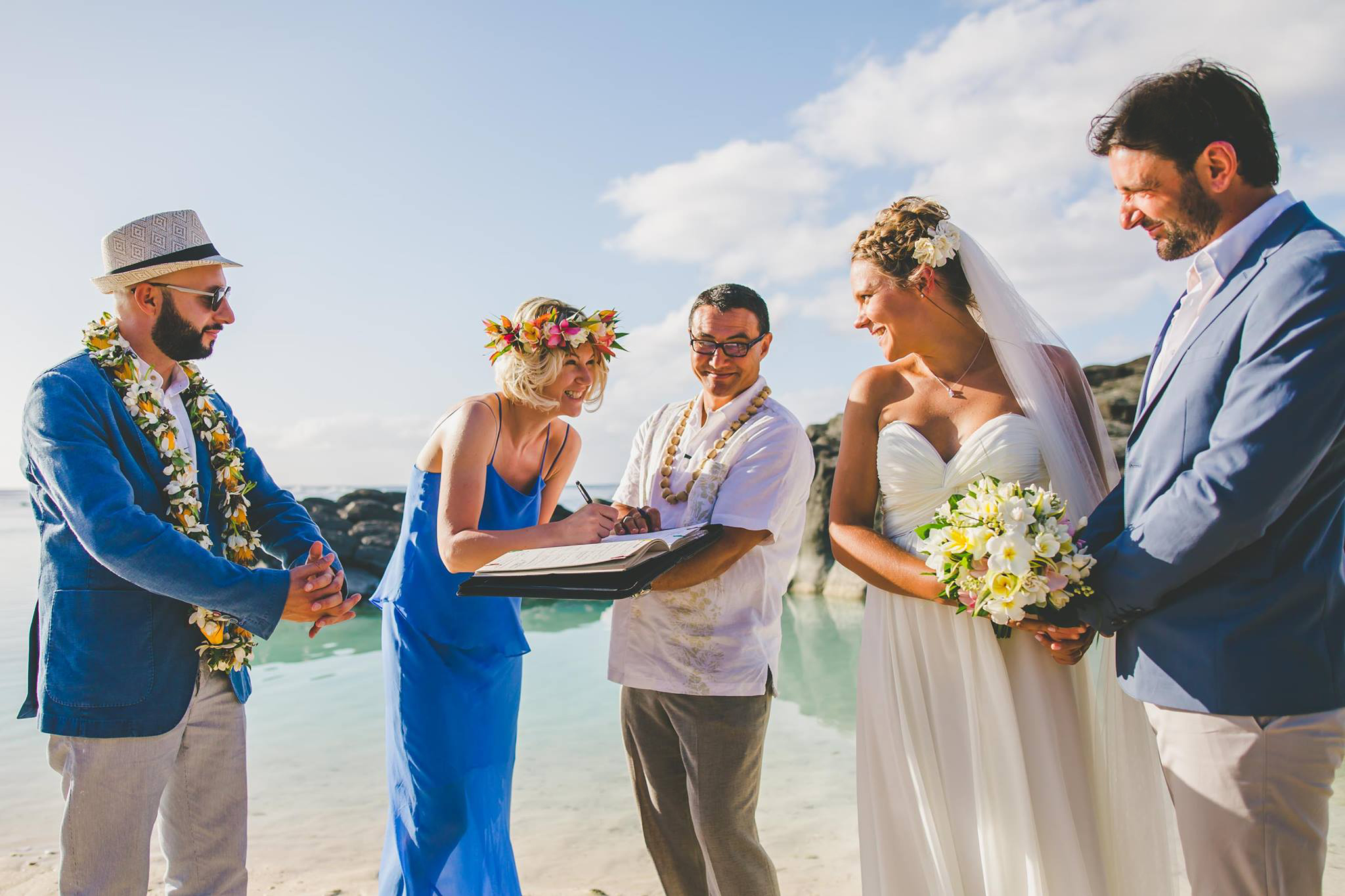marriage licence cook islands