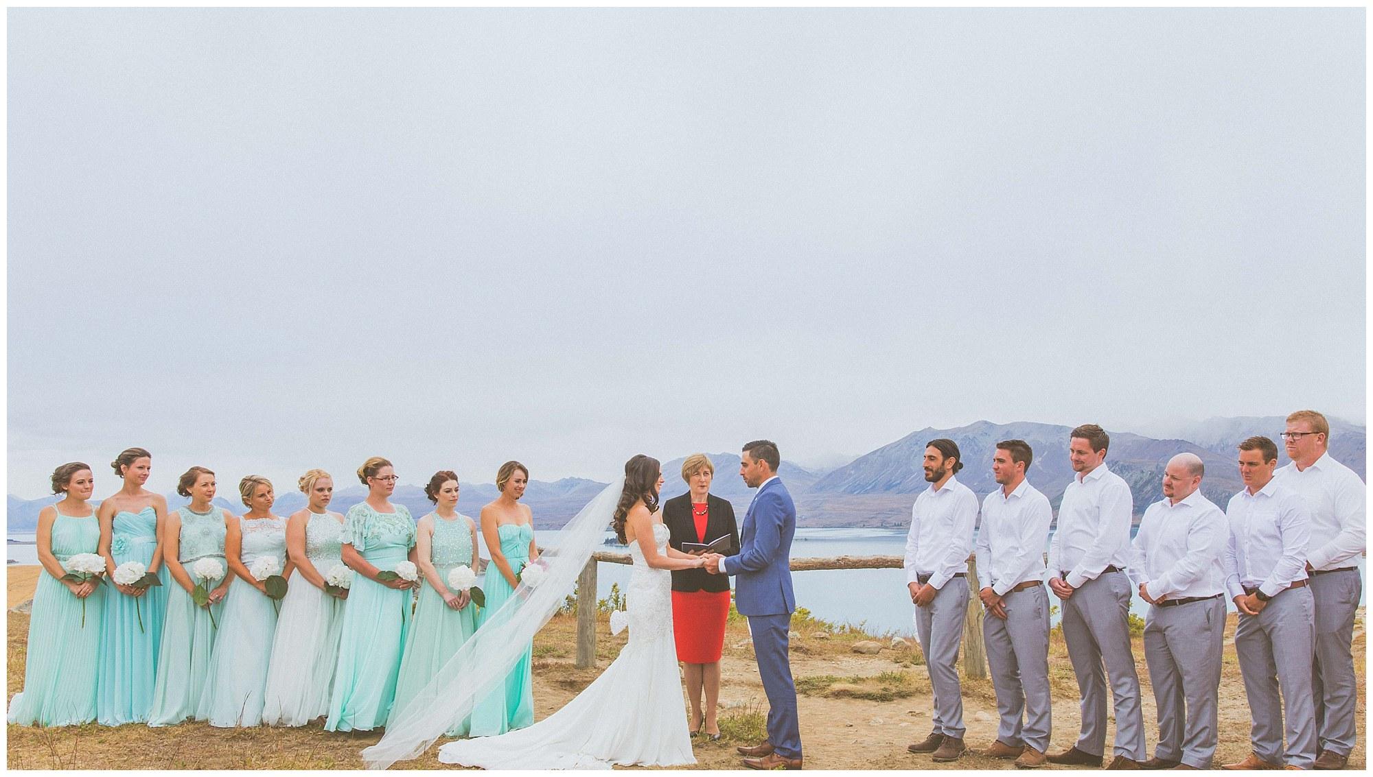Mt John Hitching Post Lake Tekapo Wedding Celebrant