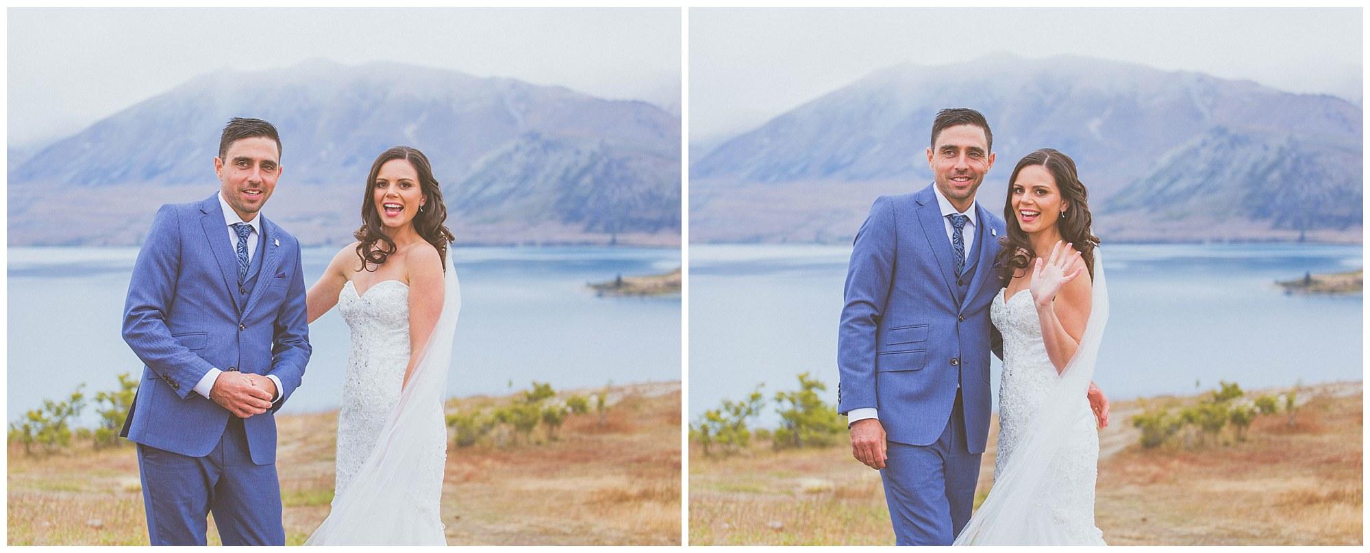 Mt John Hitching Post Lake Tekapo Wedding