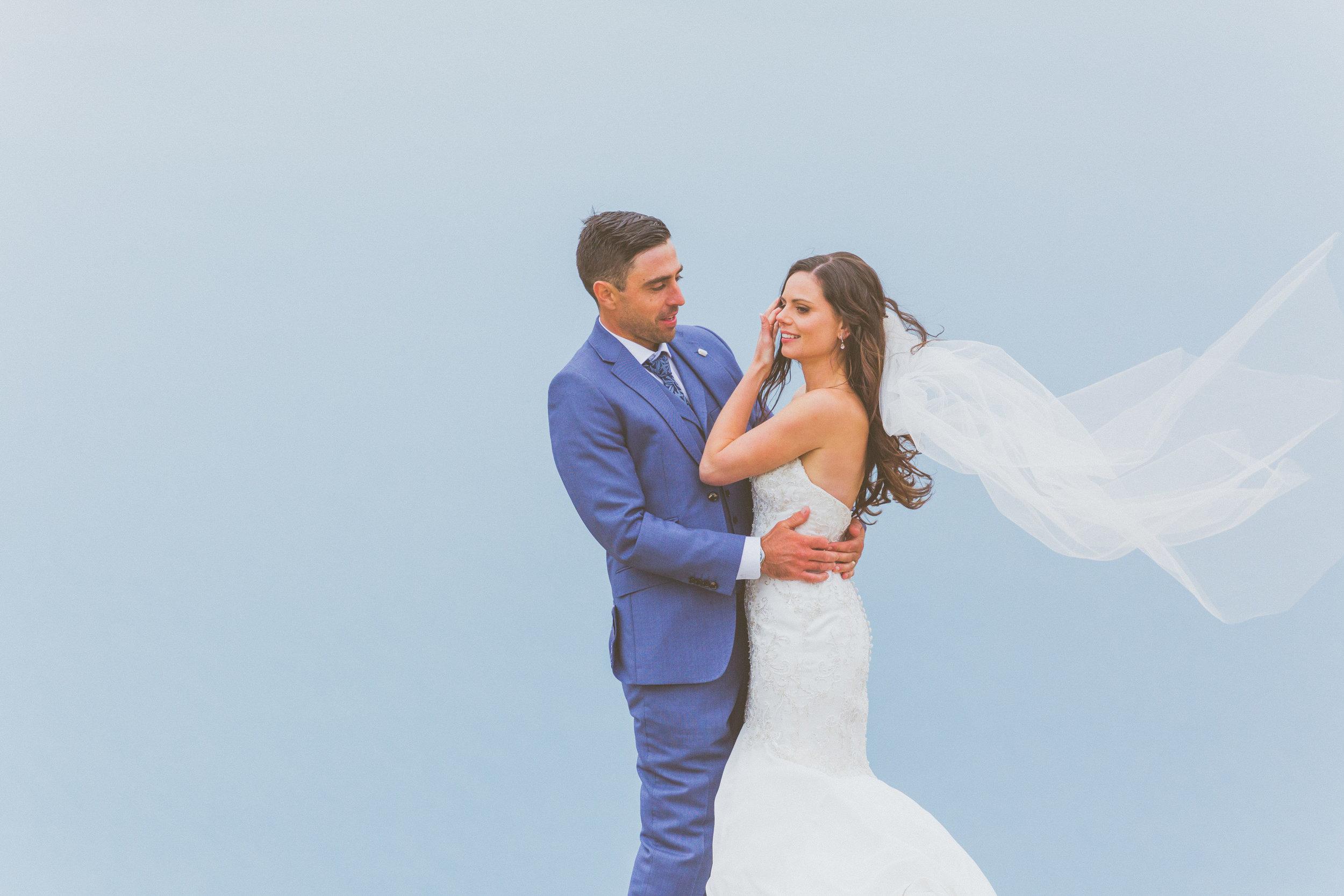Mt John Observatory Bride and Groom New Zealand