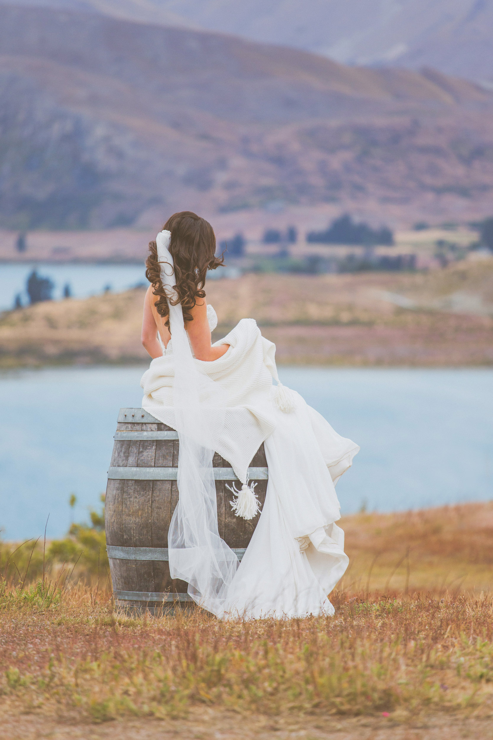 wine barrel registry signing lake tekapo