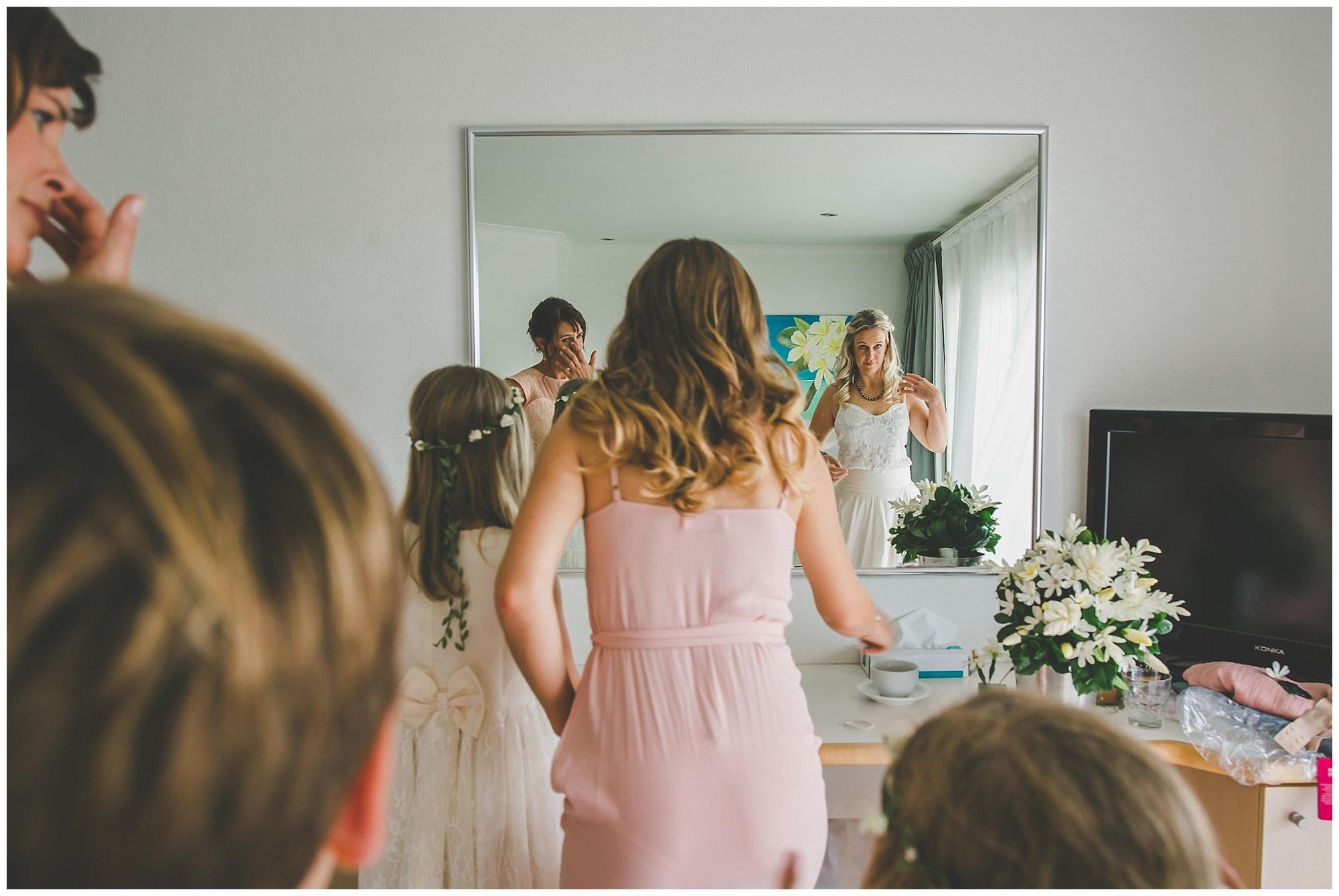 family wedding rarotonga