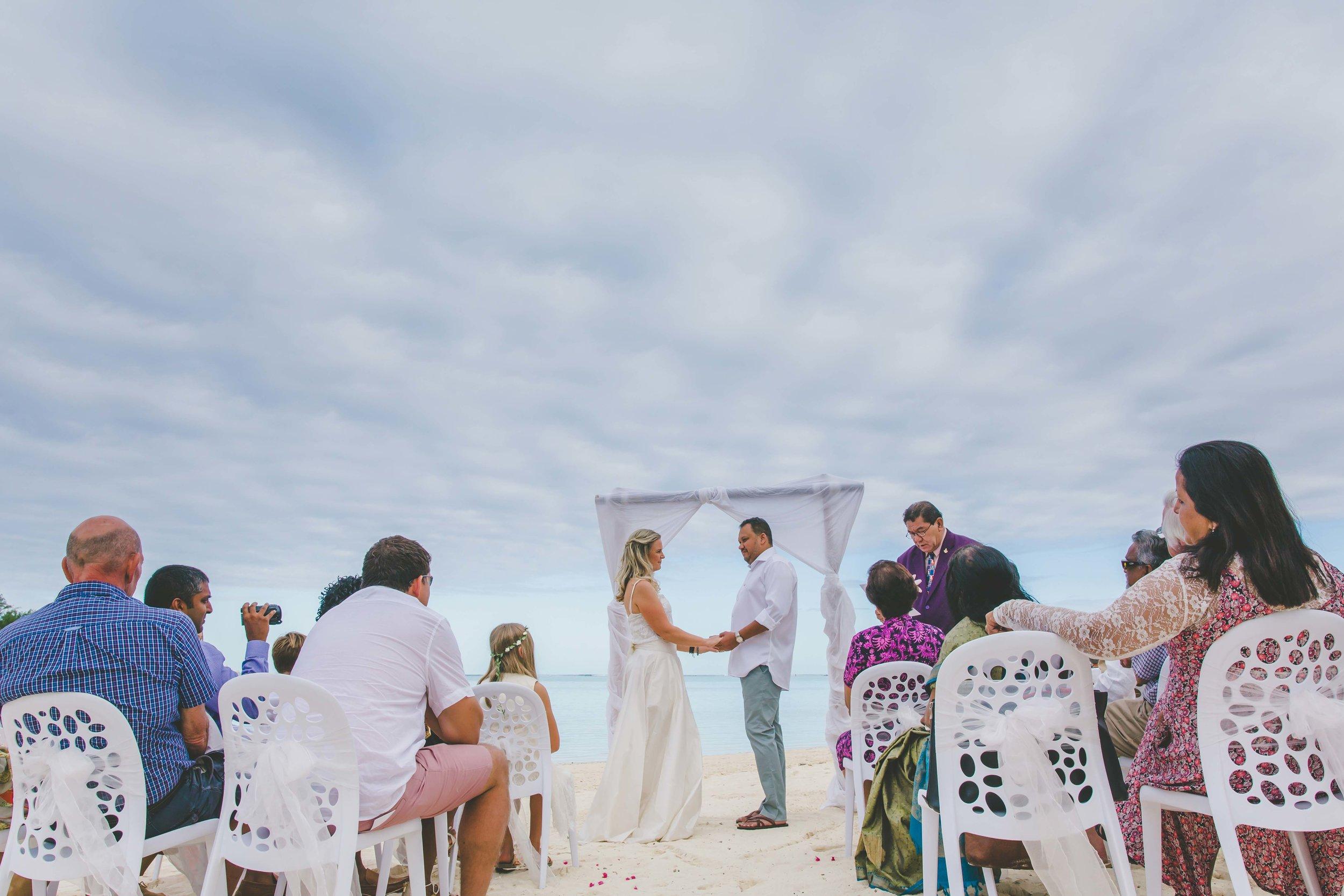 wedding planning rarotonga