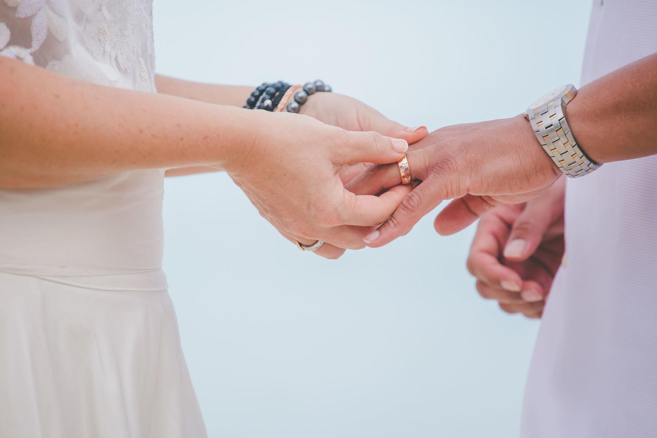 wedding rings rarotonga