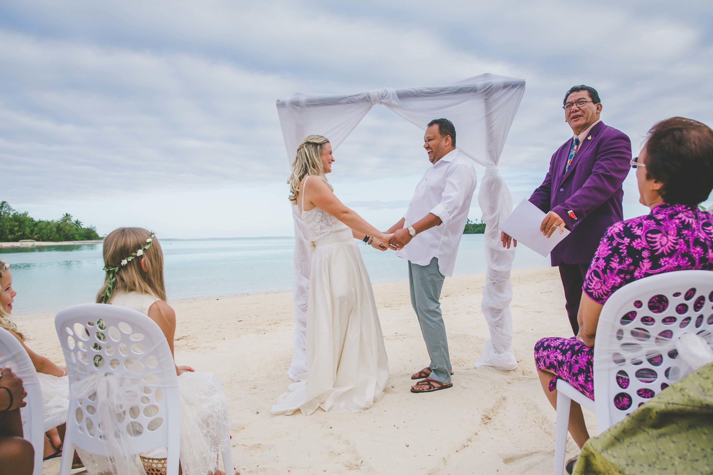 rarotonga wedding ideas