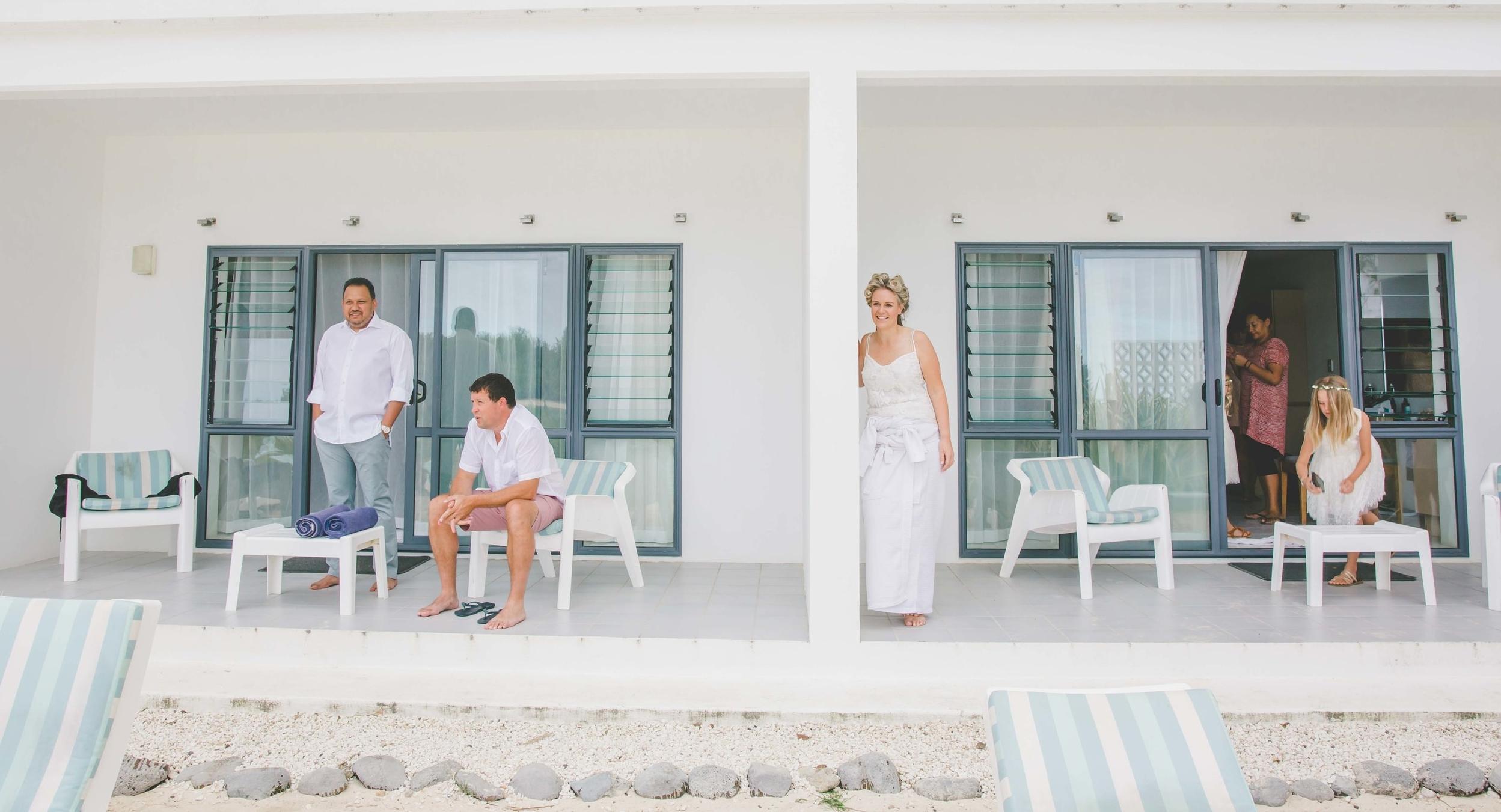 top cook islands wedding photographer