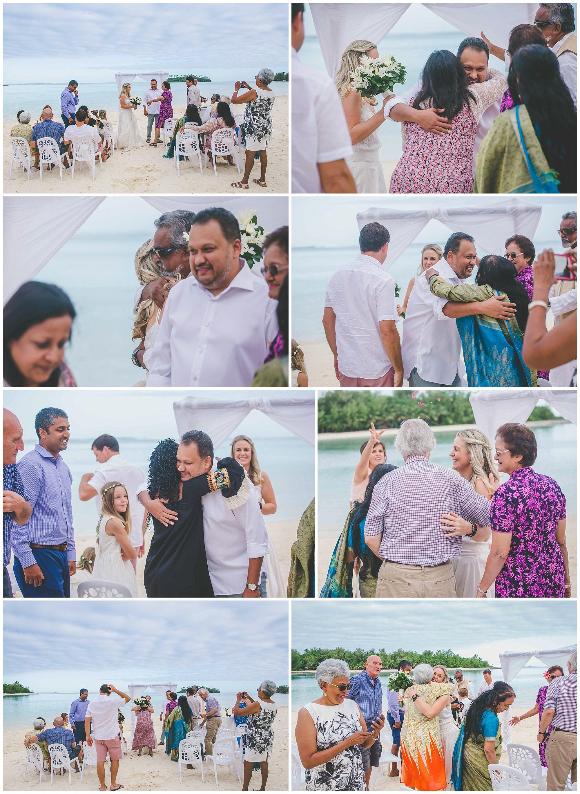 rarotonga wedding holiday