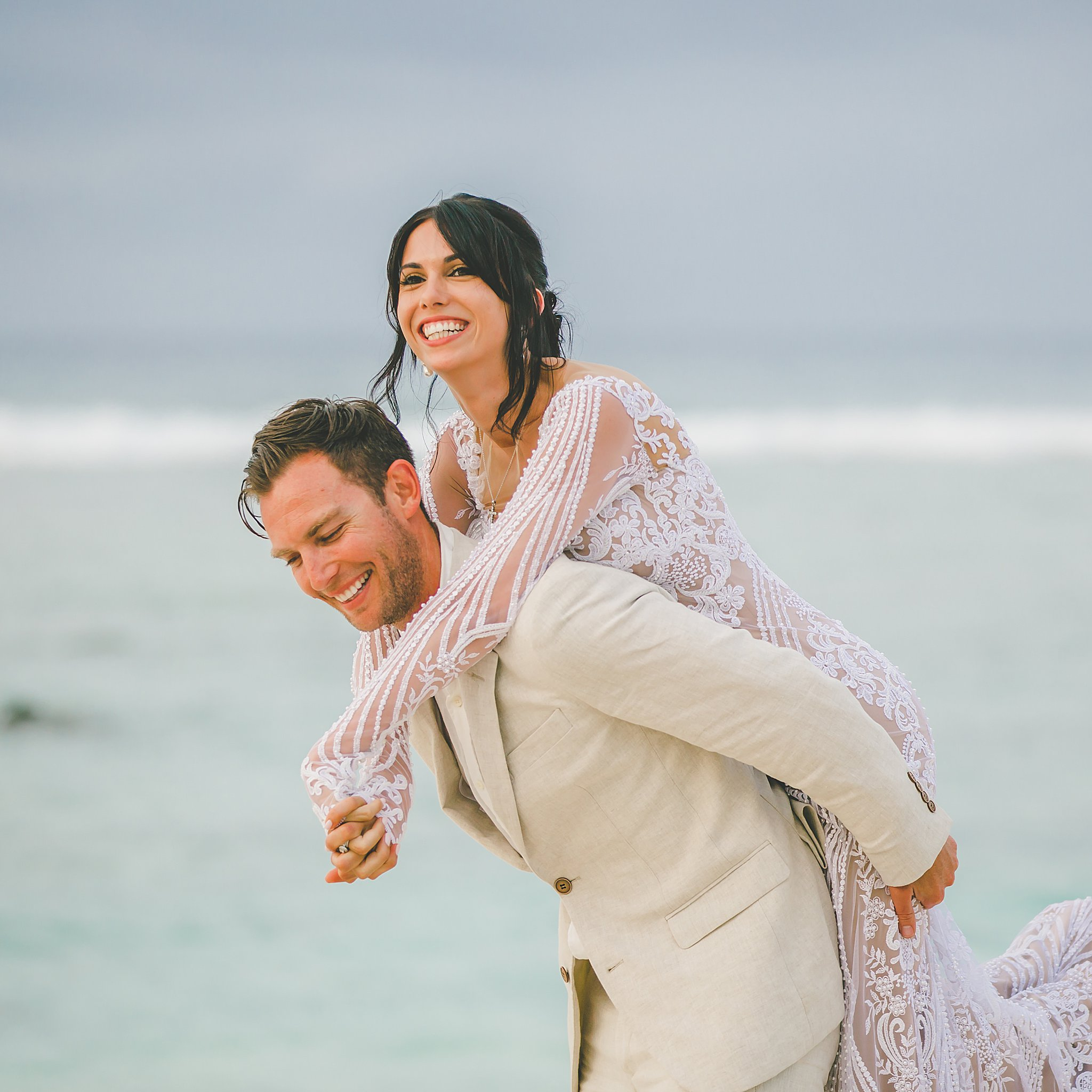 island fun wedding, elope to rarotonga
