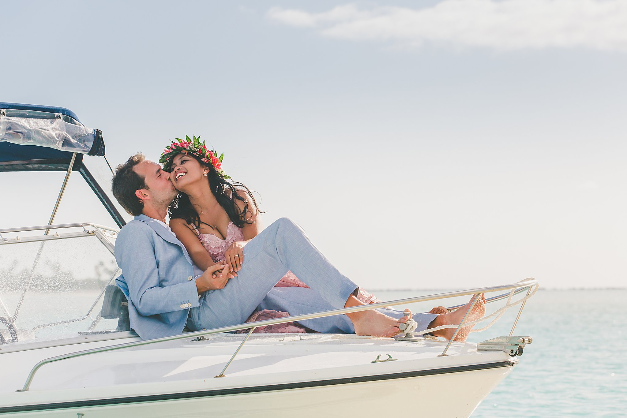 aitutaki lagoon weddings