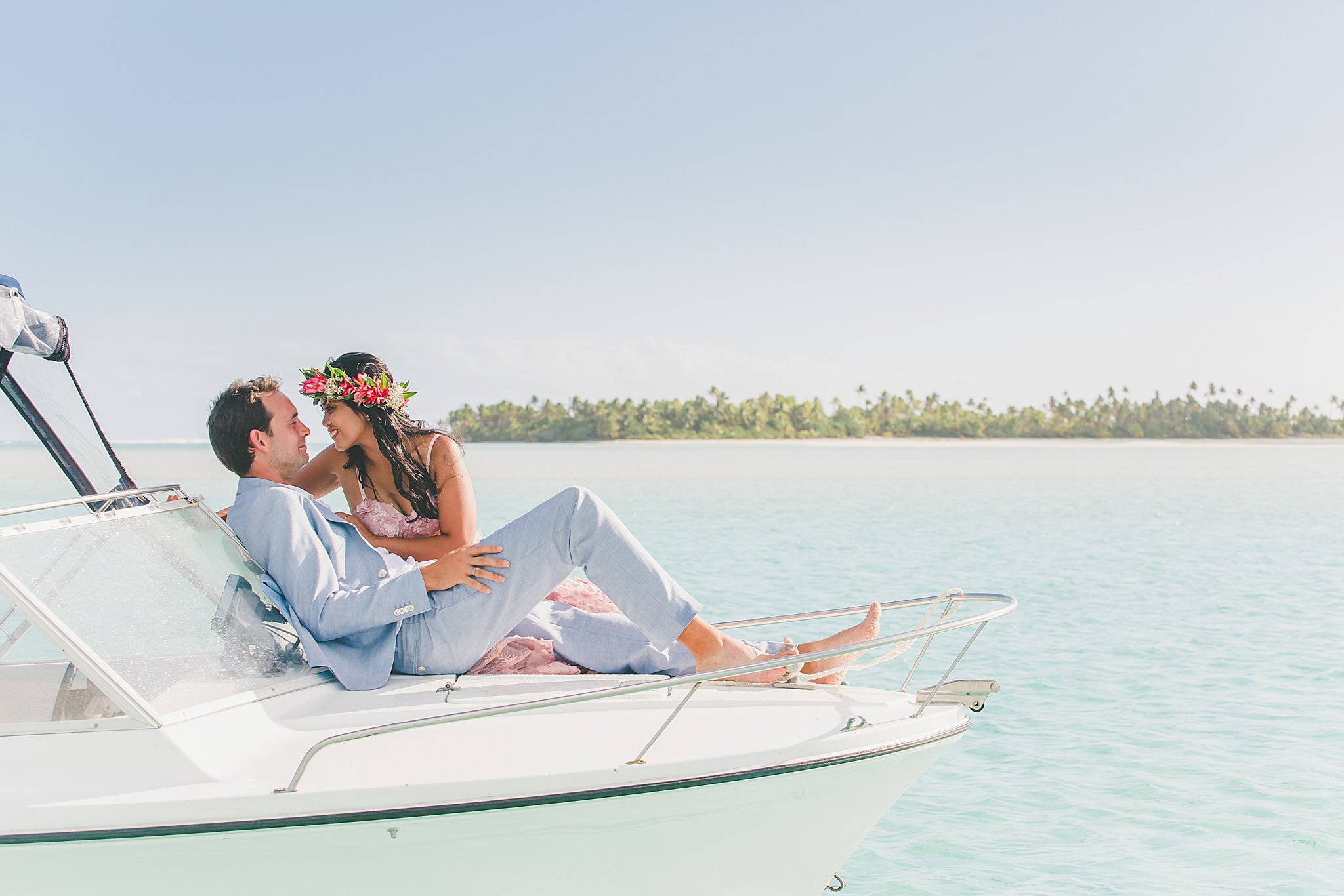 lagoon wedding packages cook islands