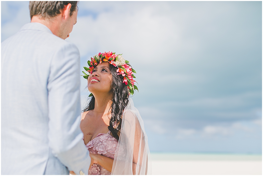 cheap weddings rarotonga