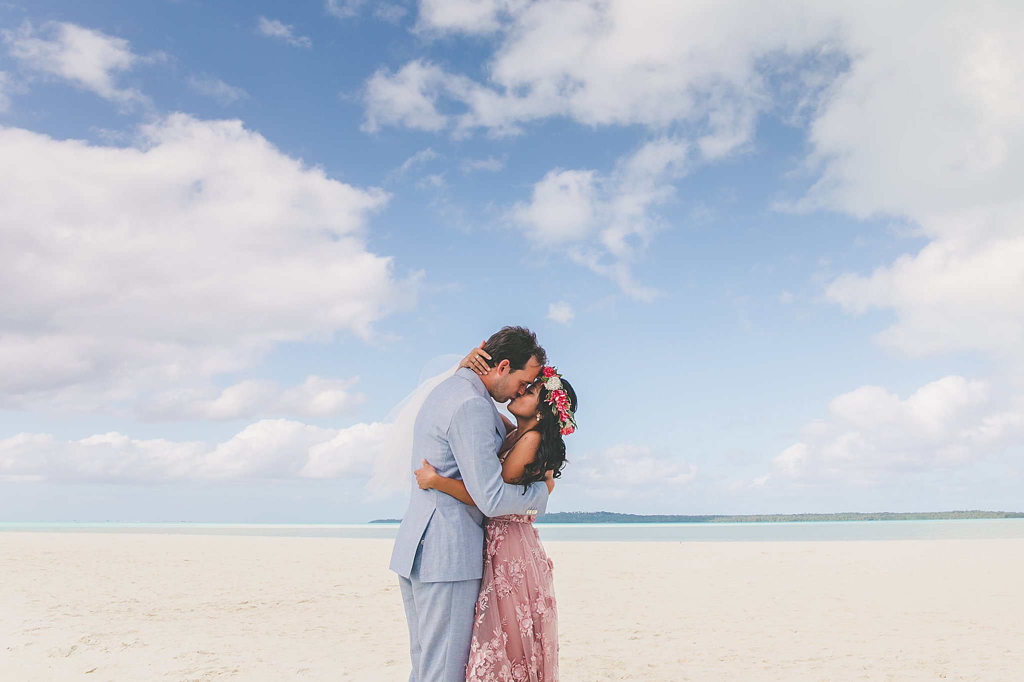 weddings aitutaki