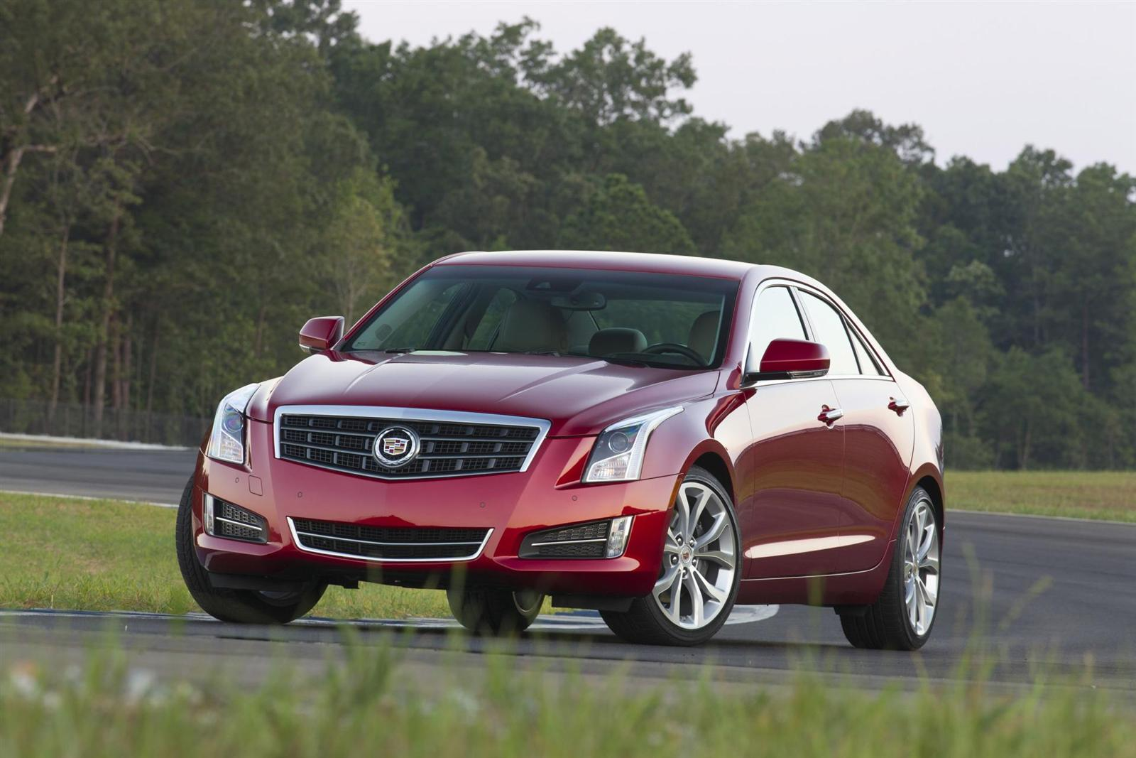There's Something About The Cadillac ATS 3.6
