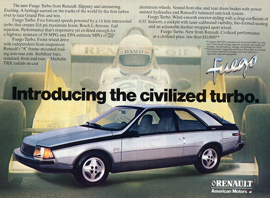 Vehicles That Don't Quite Mesh With The Company Tagline