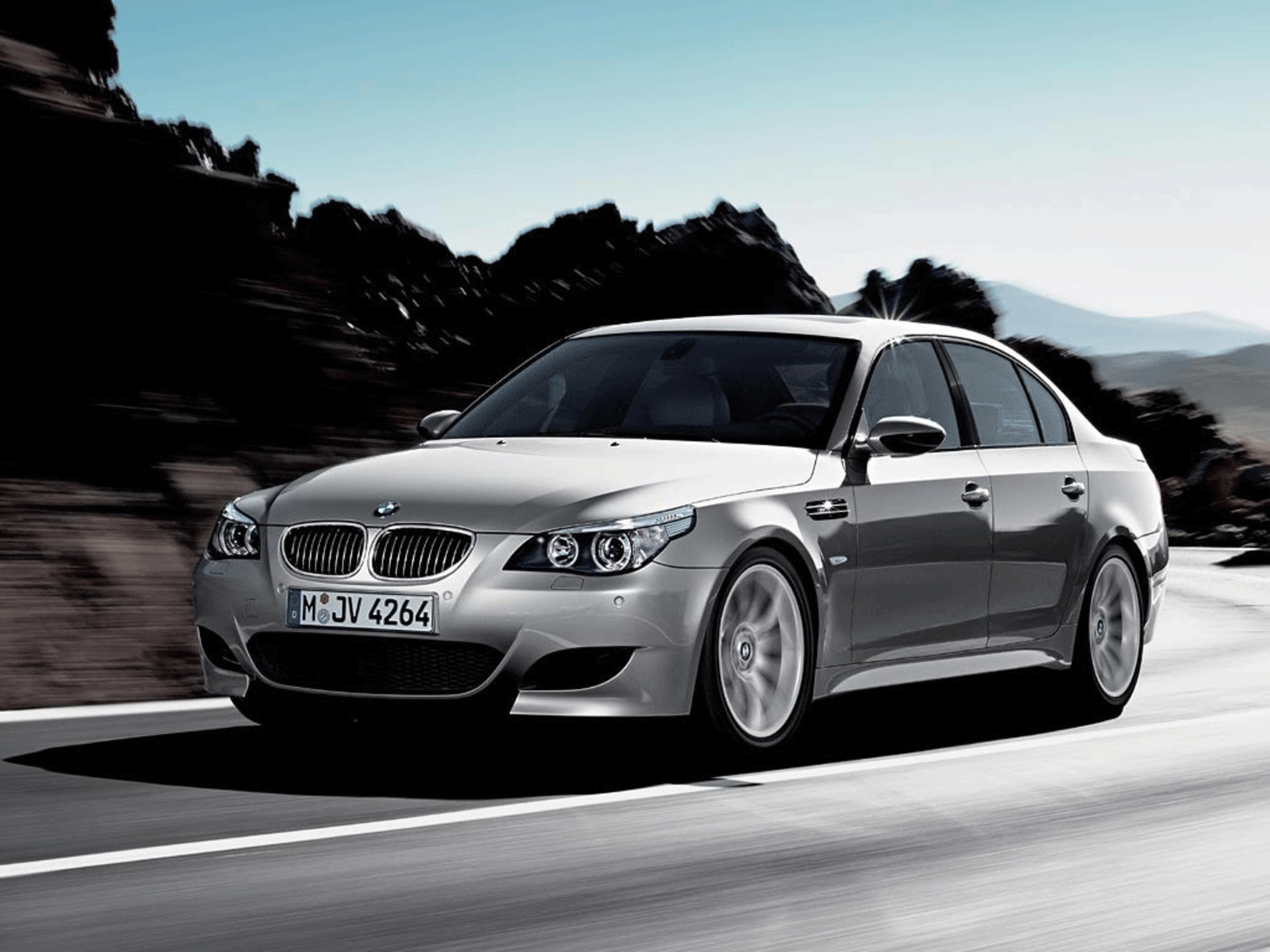 The E60 Bmw M5 Was The Last Four Door Supercar Clunkerture