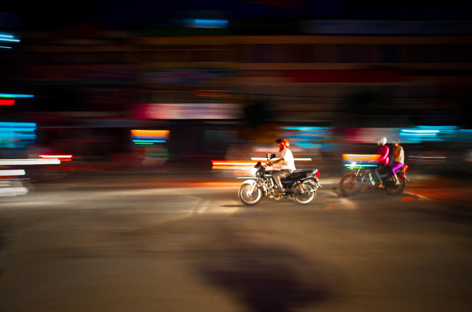 Chitwan Speed.