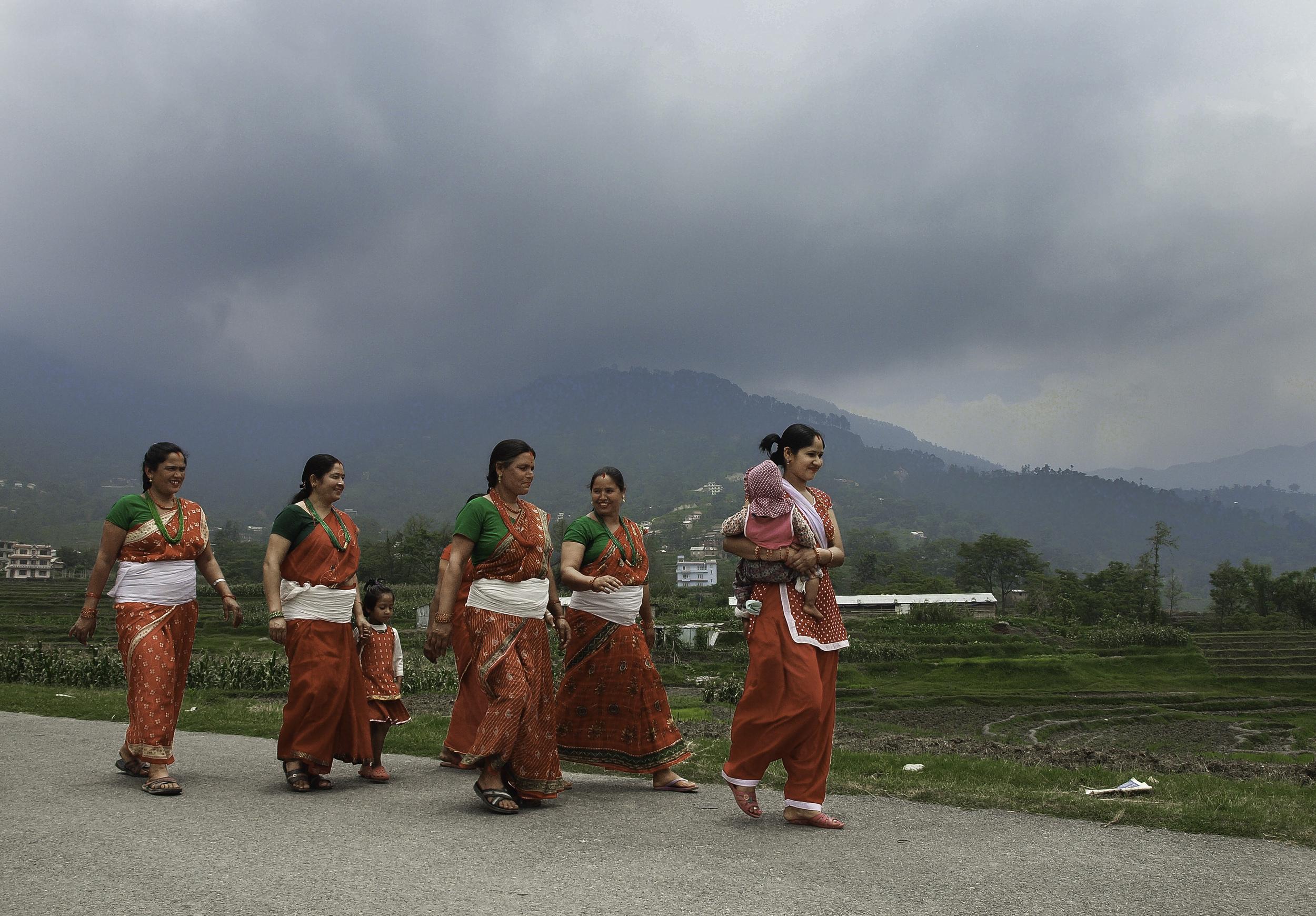 NEPAL 12 woman walking (1 of 1).jpg