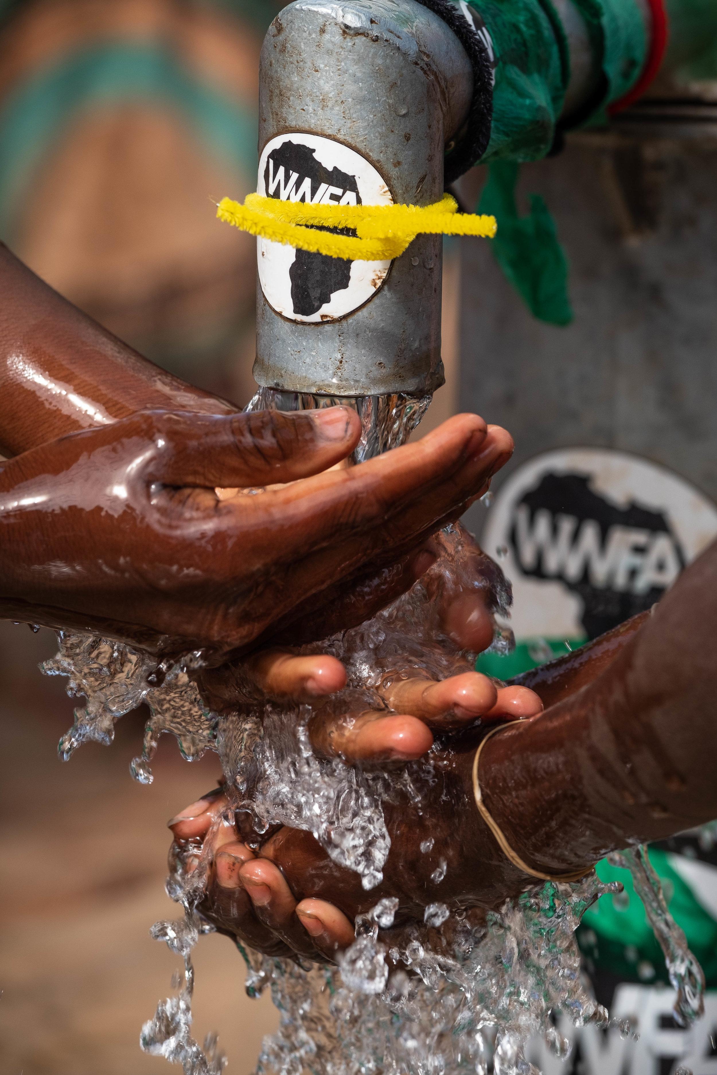 Sharing Water