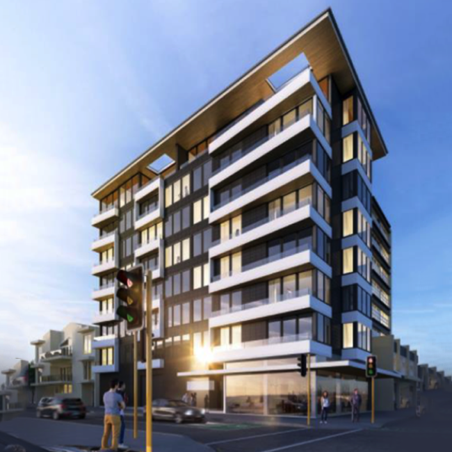 26 apartments in the Wellington CBD - total value of $20m