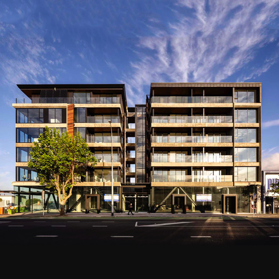 43 luxury apartments in Grey Lynn - total value $33m
