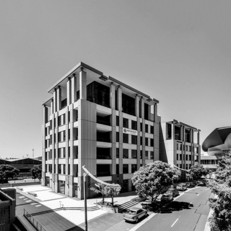 Auckland office tower - total value $19m