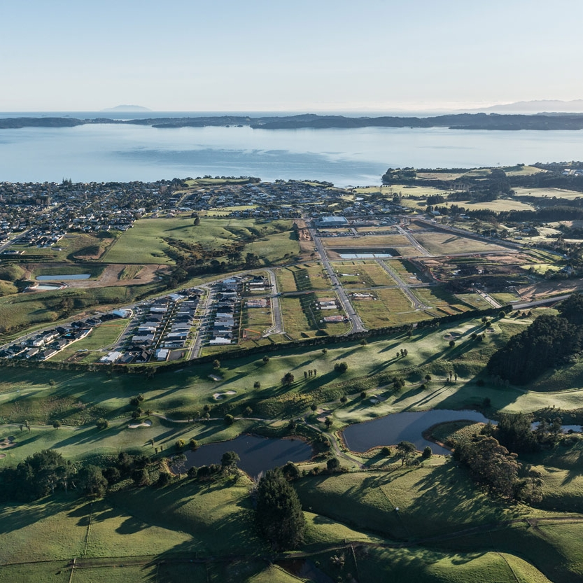 273 lot subdivision in Beachlands - total value $75m.