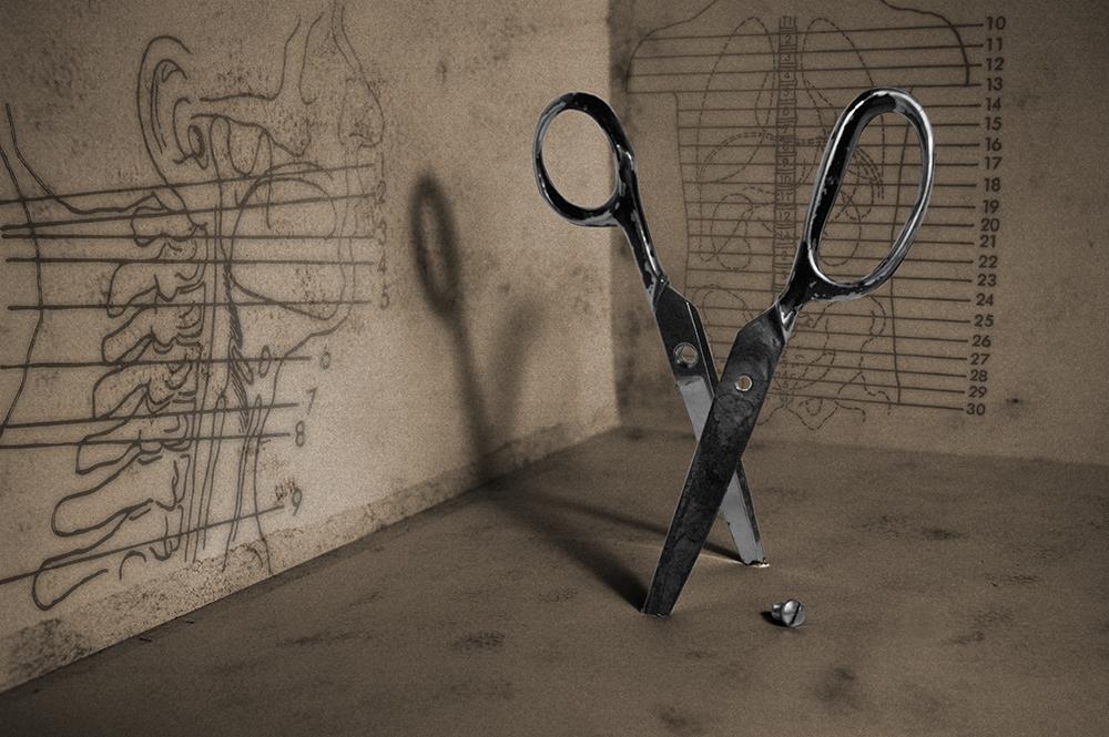 Scissors - Photography/Photoshop