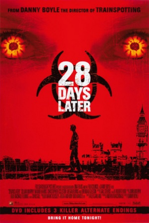 28 Days Later... movie poster