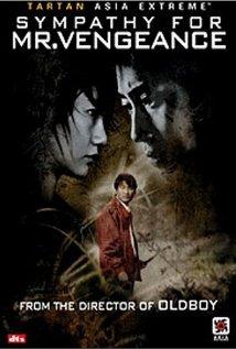Sympathy for Mr. Vengeance movie poster