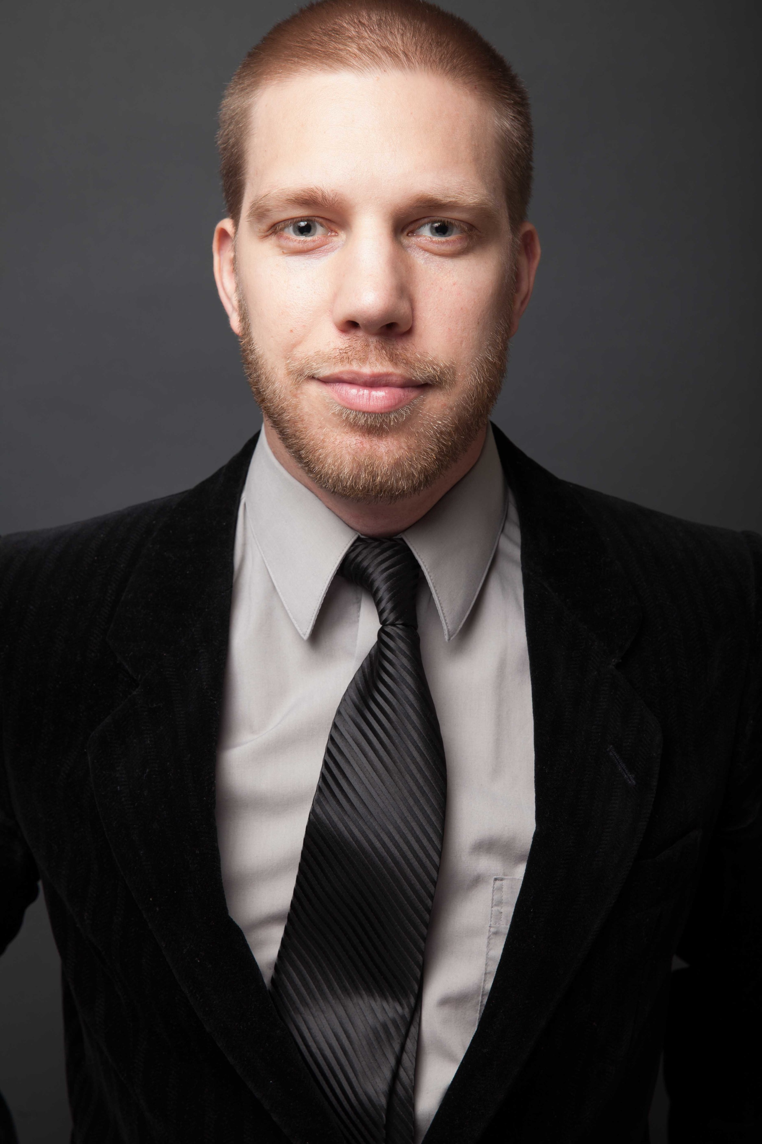 Kyle Rea Business Portrait