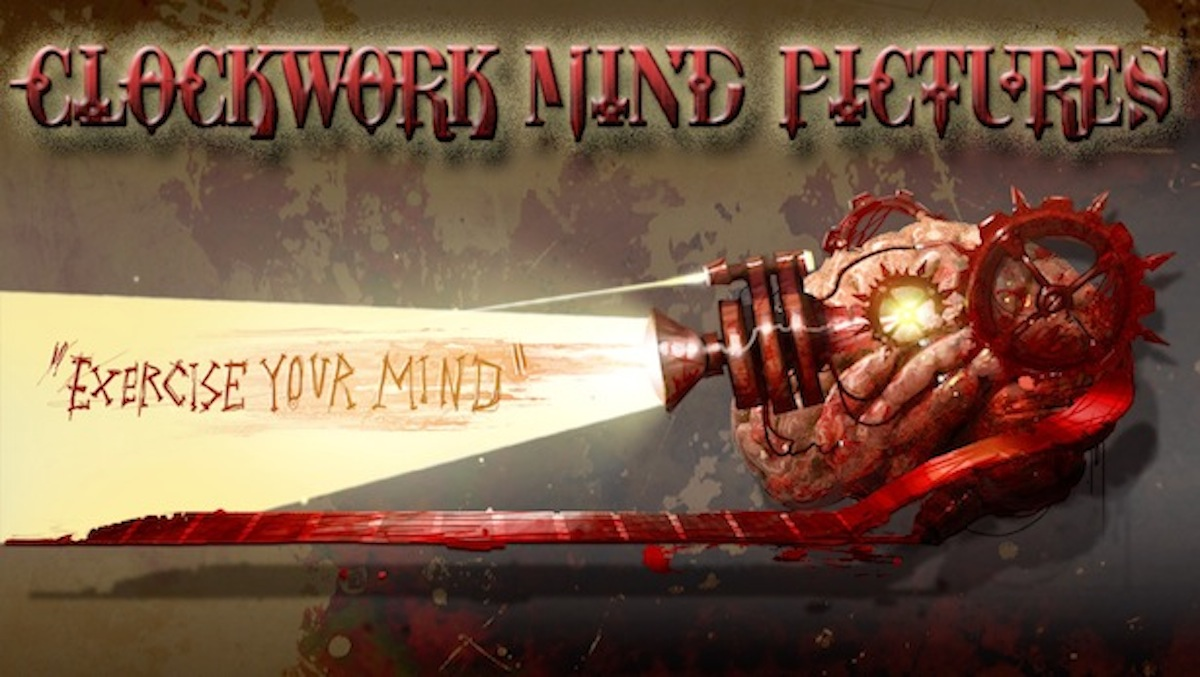 Clockwork Mind Pictures logo