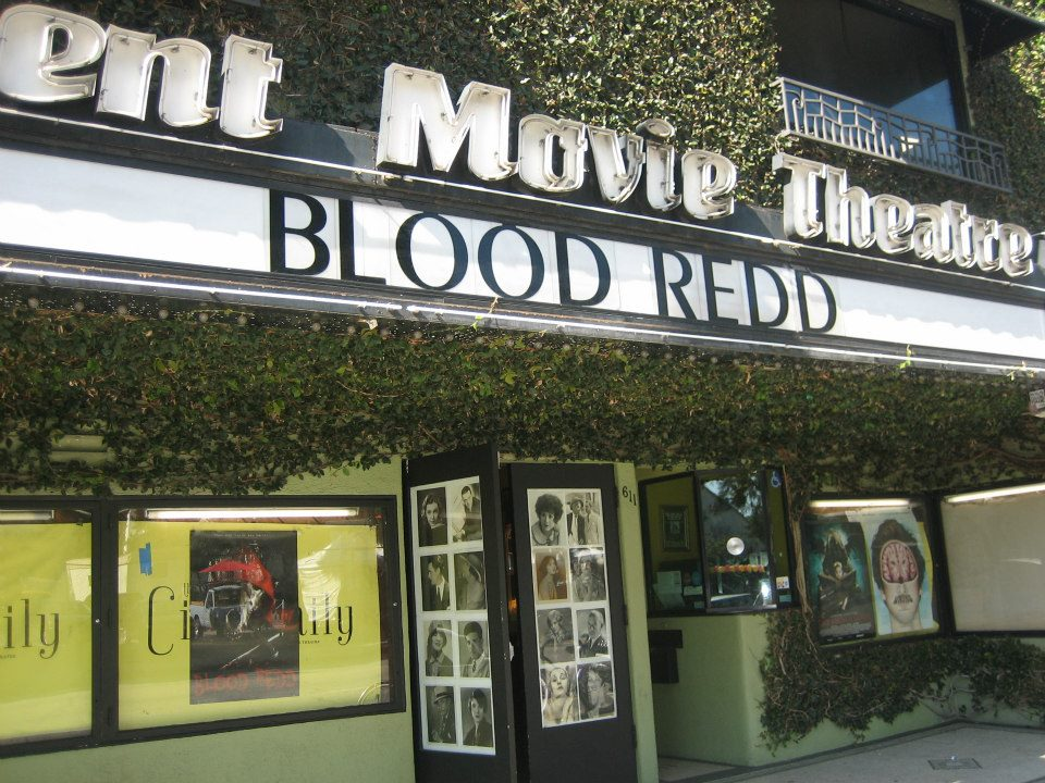 Blood Redd premiere at Silent Movie Theater