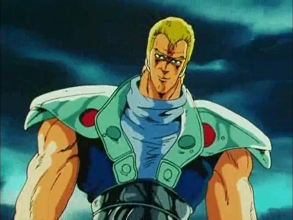 Fist of the North Star (Hokuto No Ken) Fist of the North Star - Shin - Kyle Rea