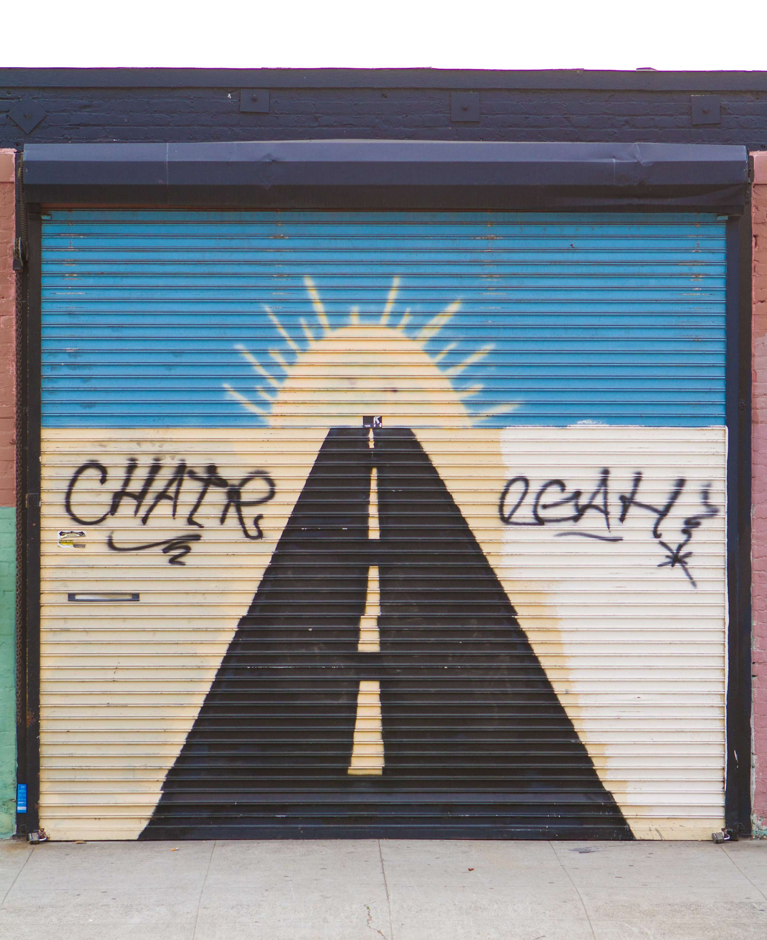 Road to Nowhere - Street Art - Kyle Rea Photography - cREAtive Castle Studios