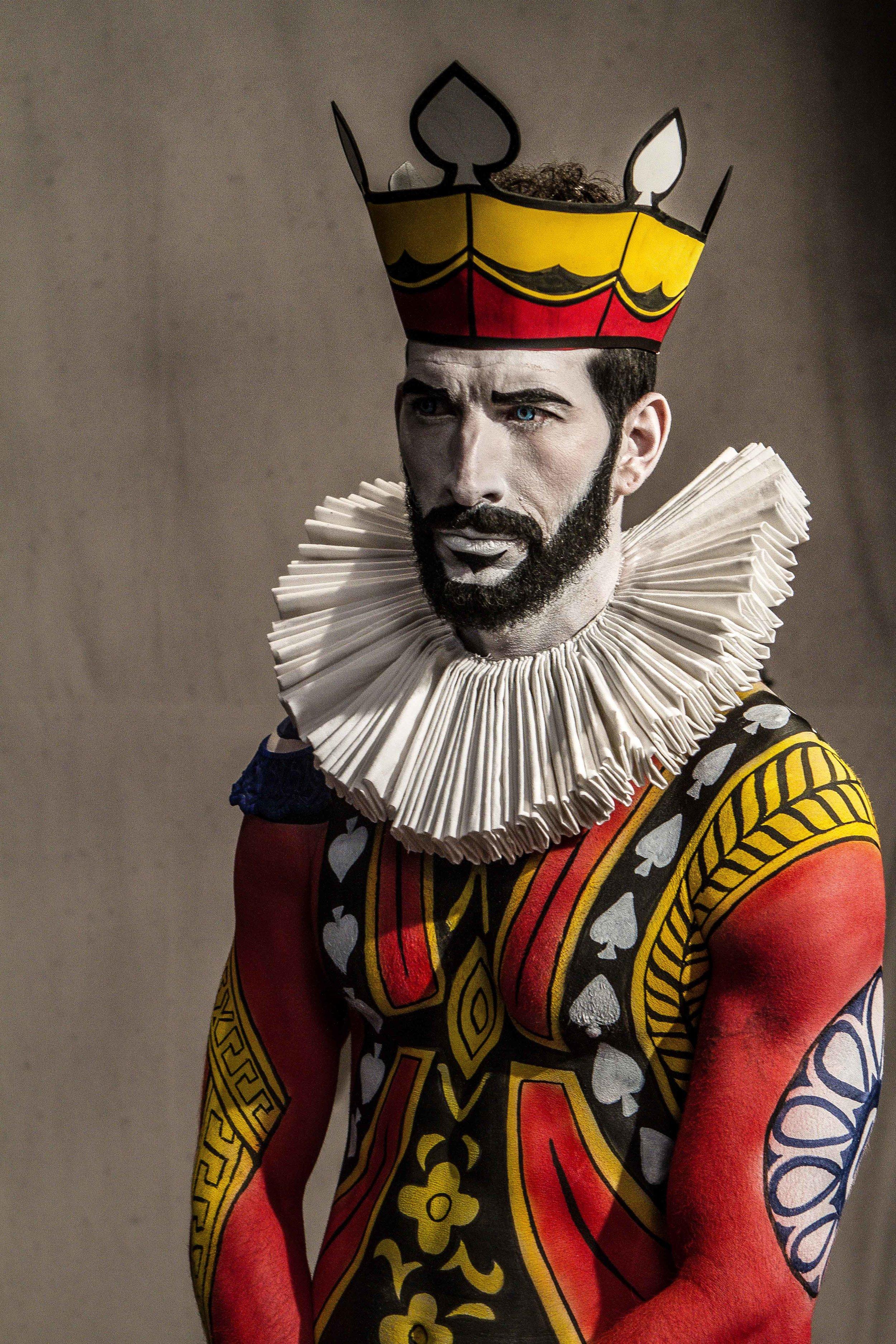 IMATS 2017 - The King Bodypainting Special Effects Makeup (www.KyleReaArt.com - www.KyleReaPhotography.com) 27.jpg